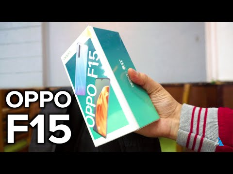 Oppo F15 Review and Unboxing in English [CAMERA, GAMING, BENCHMARKS]