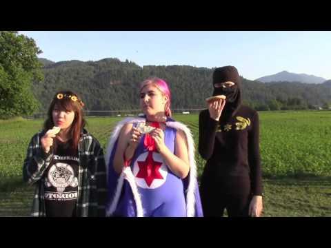 The Sacred Chalice - Ninja Sex Party **FAN VIDEO**
