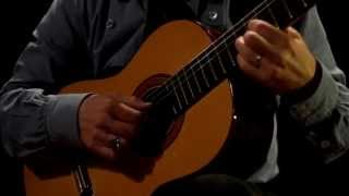 The Green Leaves of Summer - Classical Guitar
