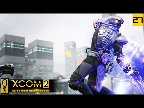 VIP MULDER - Part 27 - XCOM 2 WAR OF THE...