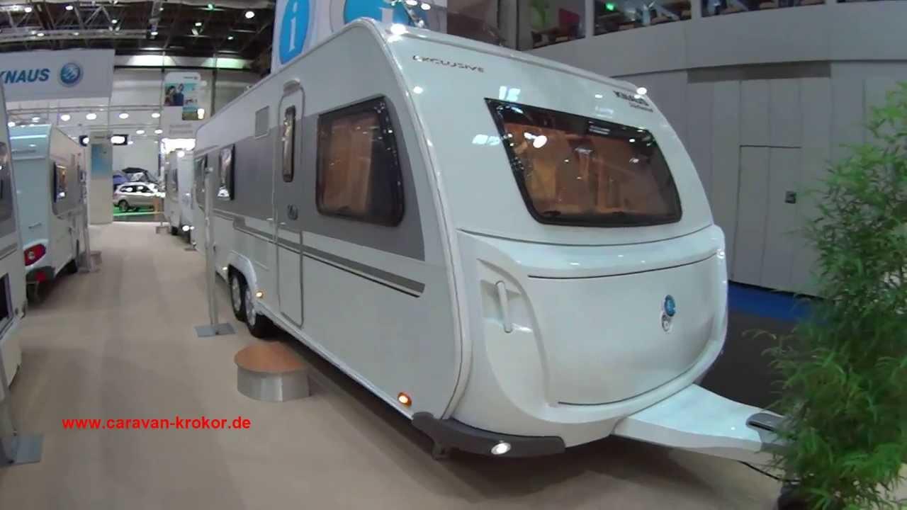 KNAUS Südwind Exclusive 750 UFK Modell 2014 - YouTube