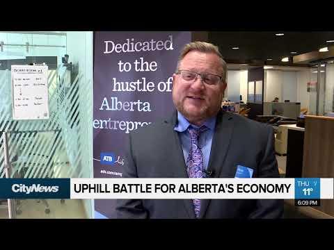Pipelines impacting Alberta's economy?
