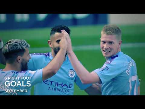 RAINING GOALS-   SEPTEMBER 2019 Check out our partners Manchester City in the Raining Goals of September 2019.