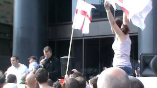 Tower Hamlets is British Soil: EDL defends Democracy