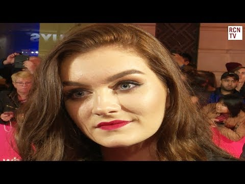 Holly Tandy Interview The X Factor 2017