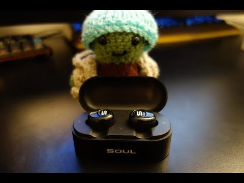 7f12103e2c8 Soul ST-XS review - Ultra-portable wireless Bluetooth earphones - By  TotallydubbedHD