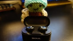 Soul ST-XS review - Ultra-portable wireless Bluetooth earphones - By TotallydubbedHD