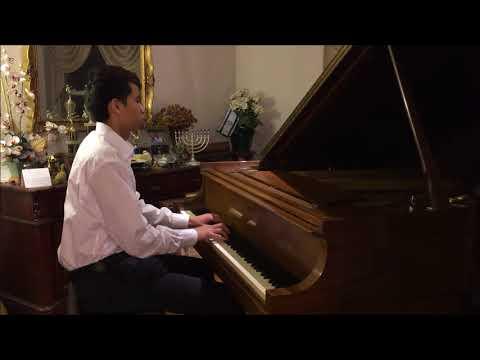 Beethoven Moonlight Sonata mvt 3