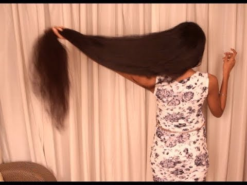 Tips for healthy long hair