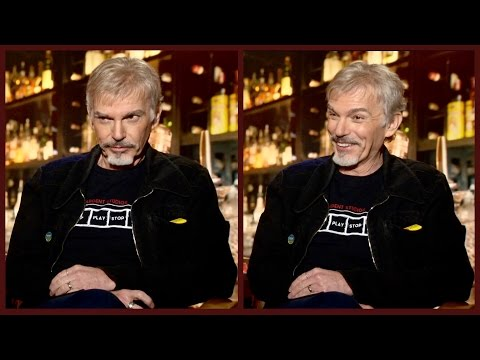 Why Billy Bob Thornton gets nervous around rich people & doesn't like socializing in big groups