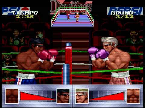 Chavez (snes) - Match # 1