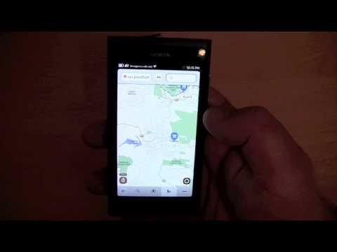 MeeGo 1.2 Harmattan Tour on the Nokia N9