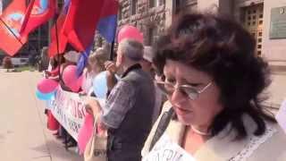Всеукраинская акция «Детям мир и любовь, а не война и ненависть!»