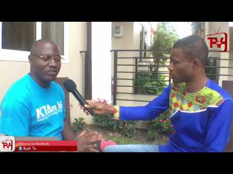 ONE-ON-ONE WITH THE GHANAIAN MOBILE PHONE DEVELOPER AND MANUFACTURER #KofiTVLive