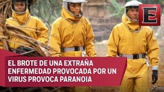 Contagio letal  Pelicula completa en español