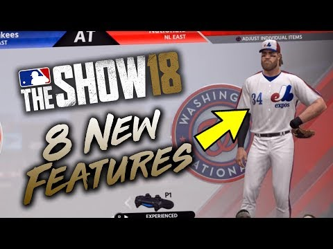 8 New Features Coming to MLB The Show 18