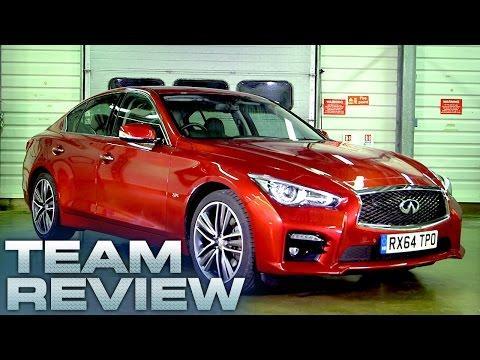 Infiniti Q50 (Team Review) - Fifth Gear