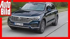 VW Touareg (2018) Fahrbericht/Details/Erklärung