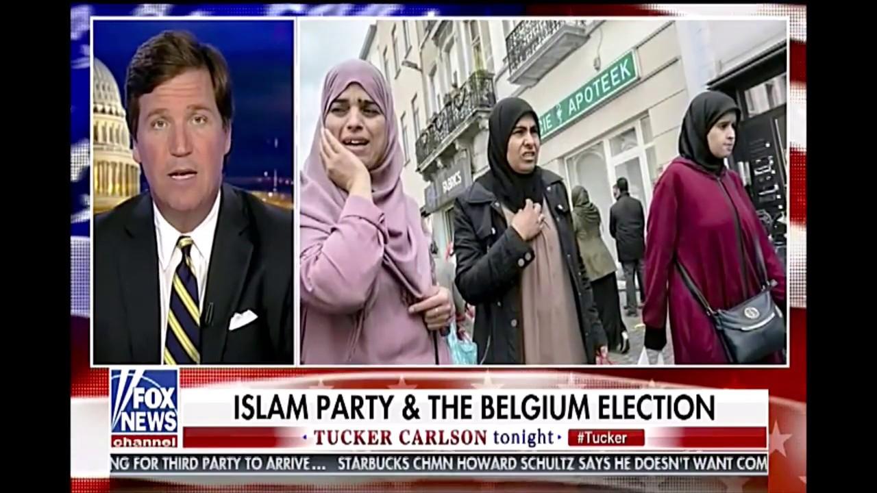 Αποτέλεσμα εικόνας για ISLAM BELGIUM PARTY