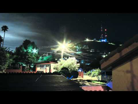 Time Lapse From - My Window With Canon EOS 5D Mark III Music By Quantic