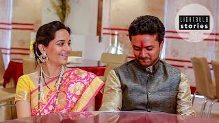 Serendipity . Synchronicity  Gaurav . Anushree (Marathi Wedding)
