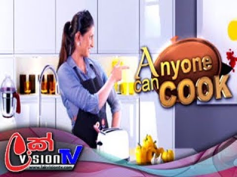 Anyone Can Cook 27-05-2018