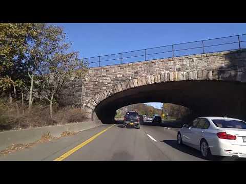 Driving from Jamaica Estates in Queens to Hicksville in Nassau,New York