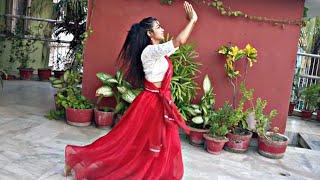 Ghar more pardesiya / easy steps/  Dance  cover by Arpita Verma / Alia bhatt / Kalank movie