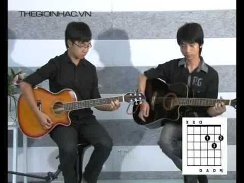 Guitar Lesson 06 - Nguyễn Đức Cường - Nồng nàn Hà Nội