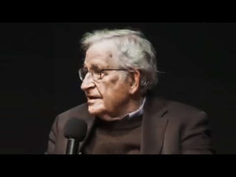 Noam Chomsky on Technology and Military Research