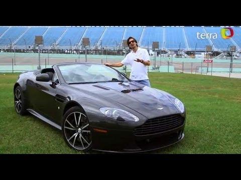 Prueba Aston Martin Vantage S Roadster 2013 Espaol