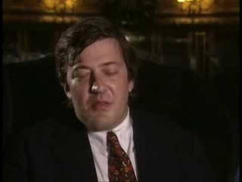 Oscar Wilde Movie Interview 1