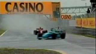 Jos Verstappen VS Ralf Schumacher - Olav Mol