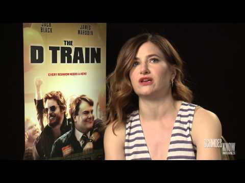 Josh Macuga Interviews of Cast of The D-Train