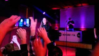 Катя Нова – А мы, не мы ( Клуб MOD ) + аниматор Дима