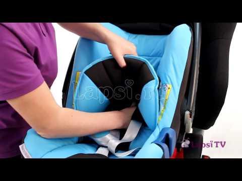 Автокресло 0+ Romer Baby-Safe Plus II (Ремер Бэби Сейф Плюс Два)