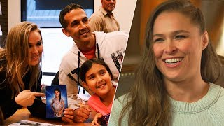 Mortal Kombat, Strong Girl and Shark Week – Ronda Rousey's Latest Roles