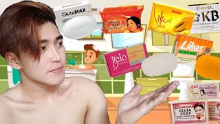 EFFECTIVE SKIN WHITENING SOAP ( Silka, Likas, Belo, Beauche, Glutamax, KB premium soap)