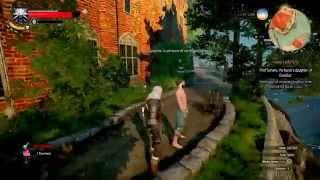 Witcher 3: Wild Hunt - Exploring Oxenfurt
