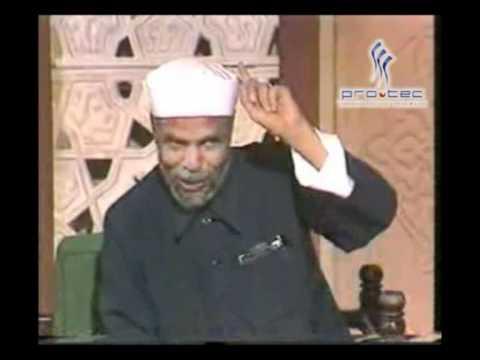 22 تفسير سورة البقرة الاية 30 34 محمد متولي الشعراوي Youtube