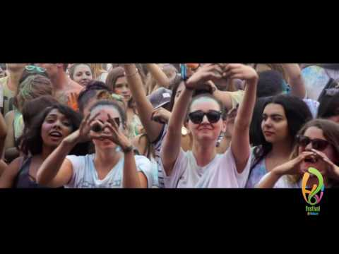 Holi Festival of Colours™ Zürich 2016 Official Aftermovie