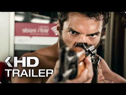 THE 15:17 TO PARIS Trailer German Deutsch (2018)