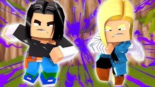 Minecraft: DRAGON BLOCK C SUPER ONLINE - BATALHA FINAL CONTRA OS ANDROIDES ‹ Frango ›