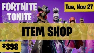 Fortnite Item Shop #398 | 1 *NEW* outfit + GIFTING is now LIVE