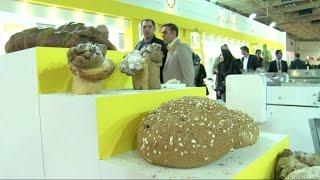أخبار الإقتصاد - المعرض الدولي العاشر لصناعات الدقيق والخبز في طهران