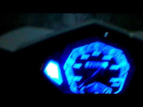 modifikasi lampu mio m3  paling bagus