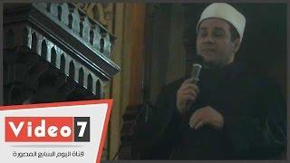 بالفيديو.. مظهر شاهين: فرق كبير بين شهداء الحق وقتلى الخيانة