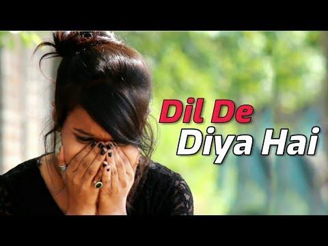 ❤ Dil De Diya Hai 😍   Rahul Jain   Jaan Tumhe Denge   Heart Touching Video 😢   Unplugged  
