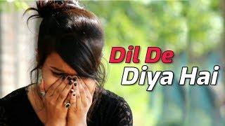 ❤ Dil De Diya Hai 😍 | Rahul Jain | Jaan Tumhe Denge | Heart Touching Video 😢 | Unplugged |