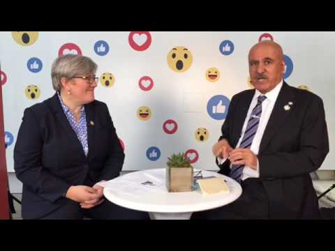 SE4ALL CEO Rachel Kyte speaks to OFID Director General